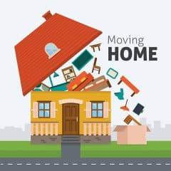 преместване на дома заглавна картинка